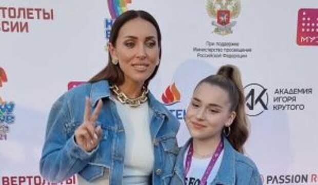 Победившая на «Голосе» дочь Алсу высказалась о своем участии в «Евровидении»