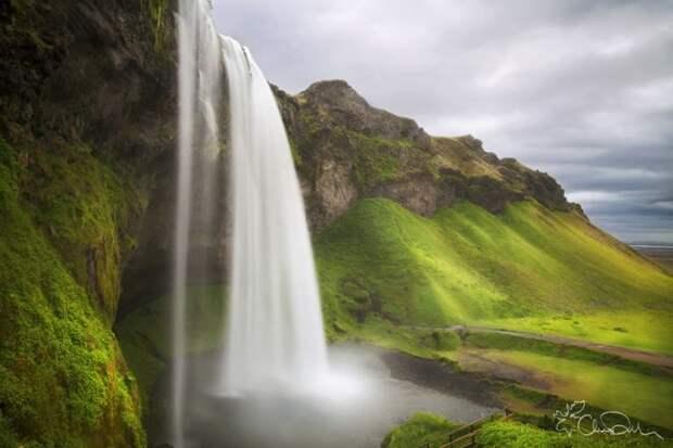 waterfalls30 Красоты водопадов Исландии в фотографиях