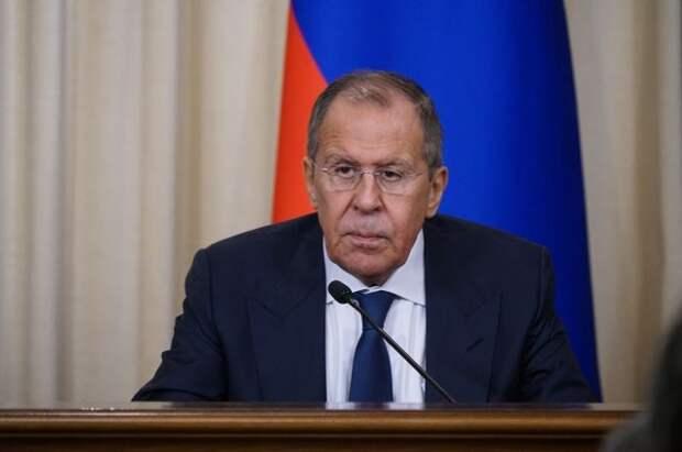 Лавров сообщил о скором представлении списка недружественных стран
