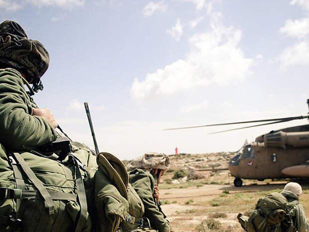 Армия Израиля сообщила о массовой атаке военных объектов ХАМАС и опубликовала кадры ударов
