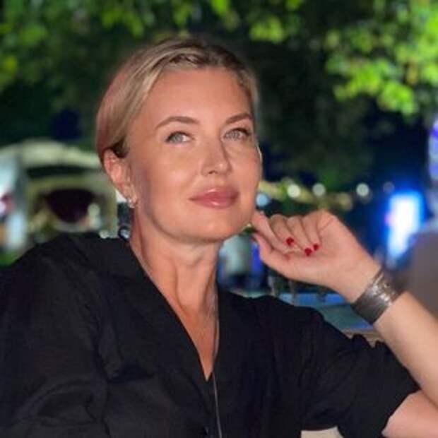 Елена Марченко, жена депутата Леонида Калашникова. Фото © Instagram/l__marchenko