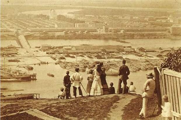 Ненависть и восторг. Что писали о Нижнем Новгороде тревэл-блогеры XIX века