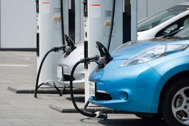 ВНидерландах электромобили стали использовать как зарядные устройства: Новости ➕1, 20.10.2021