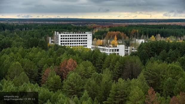 В Сети рассказали о самых привлекательных объектах Чернобыльской зоны отчуждения