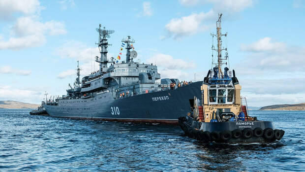 Северный флот проведет учения в море Лаптевых