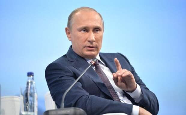 Путин: Россия будет уничтожать терроризм несмотря на возмущение Запада