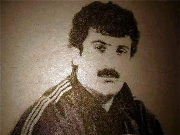 Вор в законе Бахтияр Керимов - Бахо Новханинский, 1984 год