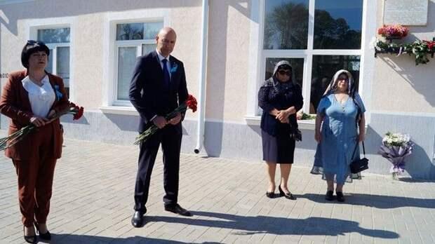 В Советском районе прошли траурные мероприятия, посвященные 77-й годовщине депортации народов Крыма
