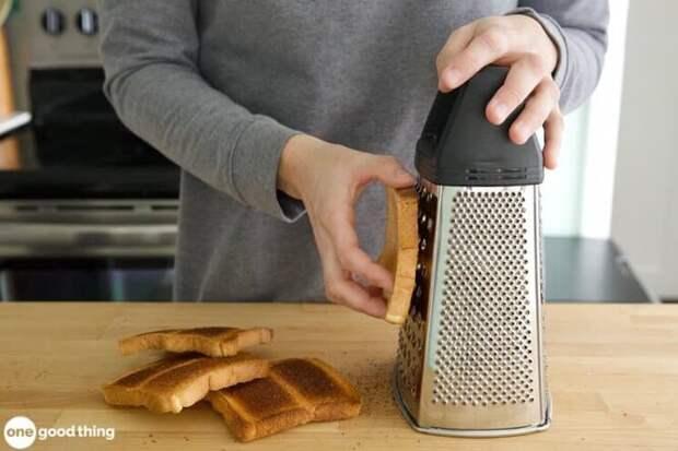 Неожиданное применение кухонных приспособлений, о которых вы не догадывались