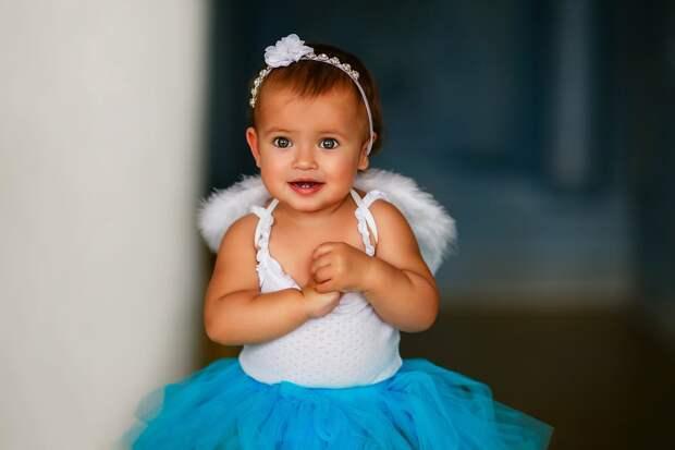 Агата, младшая дочка Александры. Фото: соцсети