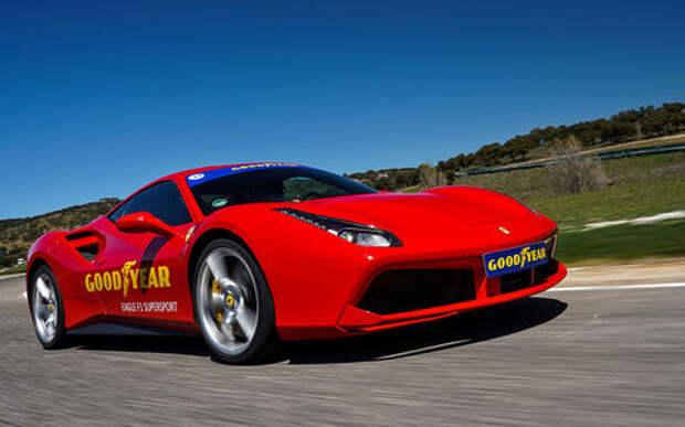 Новые быстрые летние шины: тест на гоночном треке