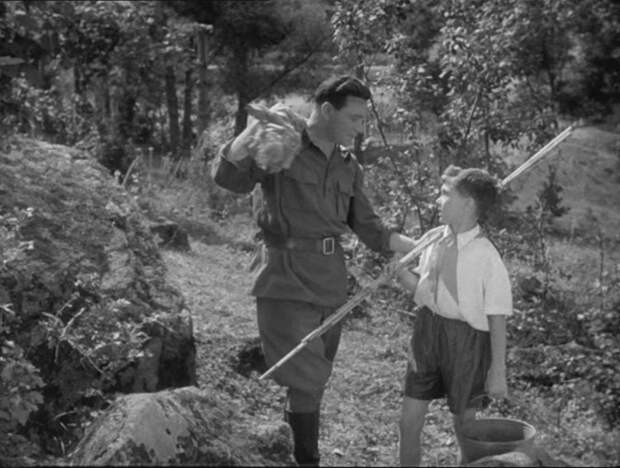 АРКАДИЙ ГАЙДАР «СУДЬБА БАРАБАНЩИКА» (1955)