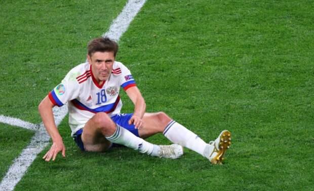 Жирков попрощался с Евро-2020. И, видимо, вообще со сборной