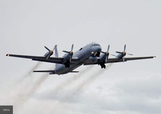 Американские истребители не смогли засечь самолеты ВКС РФ вблизи авианосца США