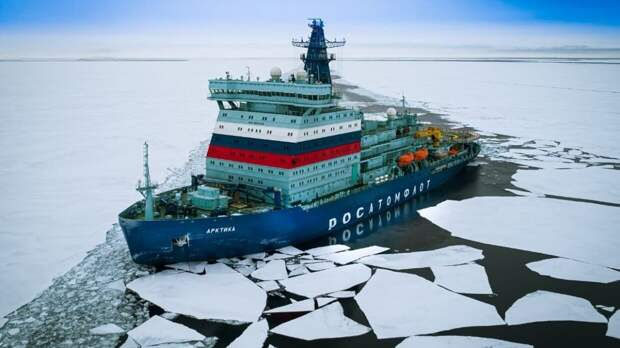 Китайские аналитики назвали главные преимущества России над Западом в Арктике