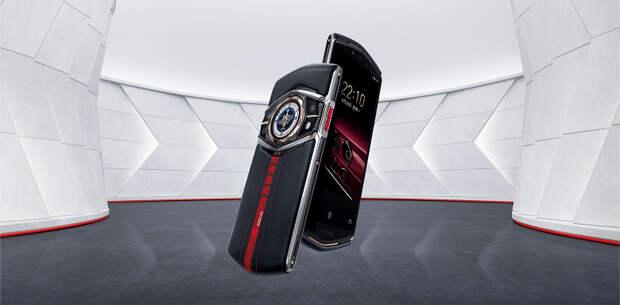 Китайский «гоночный» флагман за 3 тысячи долларов. Представлен 8848 Titanium M6 5G Supercar Limited
