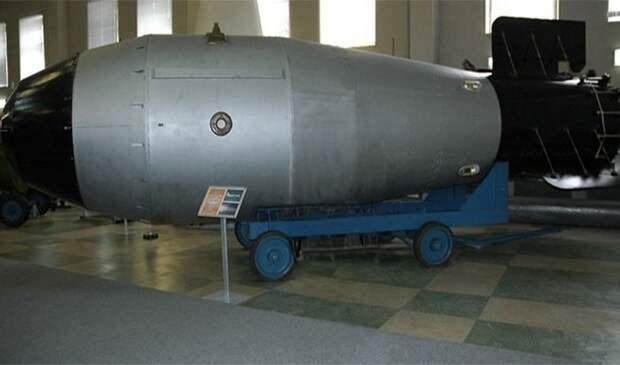 Царь-бомба.