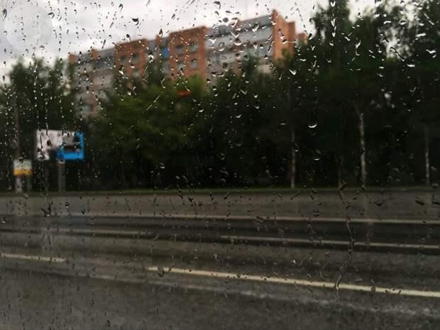 Похолодание и кратковременные дожди ожидают Удмуртию в среду