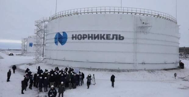 Экс-мэра Норильска наказали за разлив топлива «Норникеля»