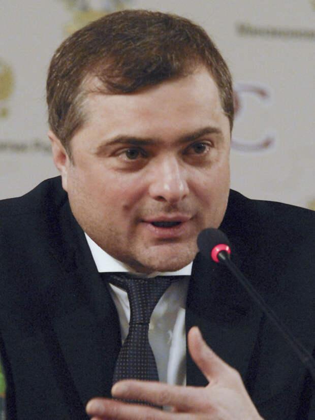 Сурков доволен тайной встречей с Волкером: решается судьба Донбасса