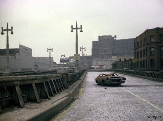 Другой взгляд на Нью-Йорк 1970-х годов (13 фото)