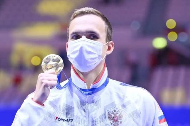 Чупков одержал победу на 200-метровке брассом на чемпионате Европы
