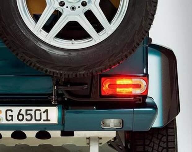 «Оквадраченный» без крыши: Mercedes-Benz анонсировал очередной супер-Гелендваген