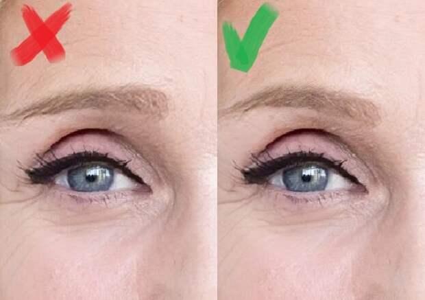 Две ошибки в оформлении бровей, которые допускают женщины 50+
