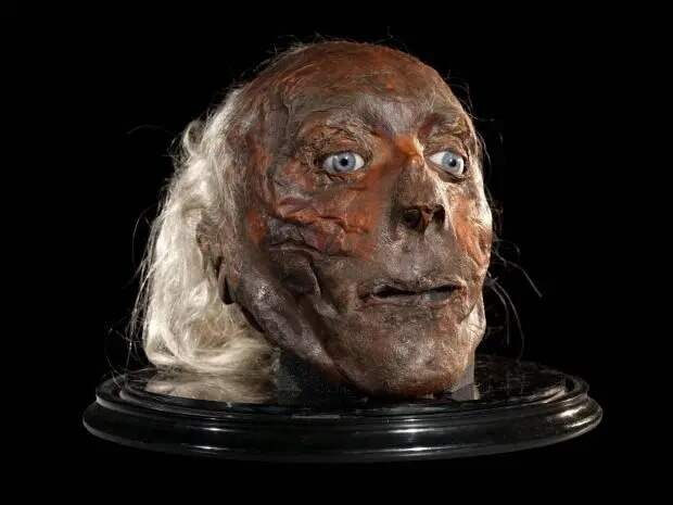 Самая жуткая достопримечательность Великобритании — мумия Джереми Бентама