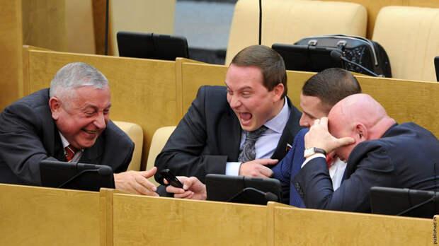 Пойдет ли Госдума и Совфед на урезание своего финансирования?