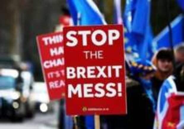 Лондон против Brexit