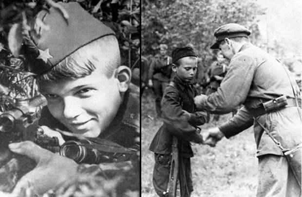 Вася Курка: сколько солдат вермахта убил снайпер-пионер