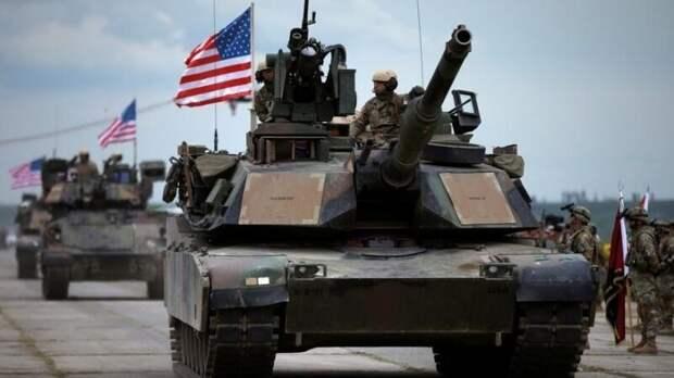 Переброс танков США к границам Белоруссии оказался военной провокацией