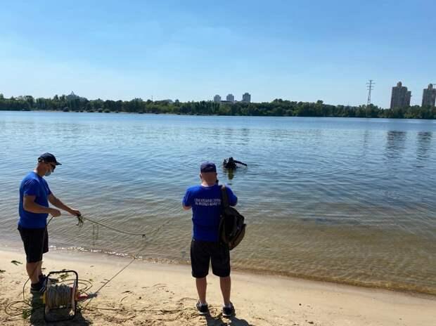 Специалисты ГОЧСиПБ по САО провели повторное обследование водоемов