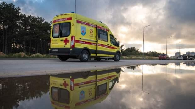 Трехлетняя девочка попала под колеса иномарки в Екатеринбурге