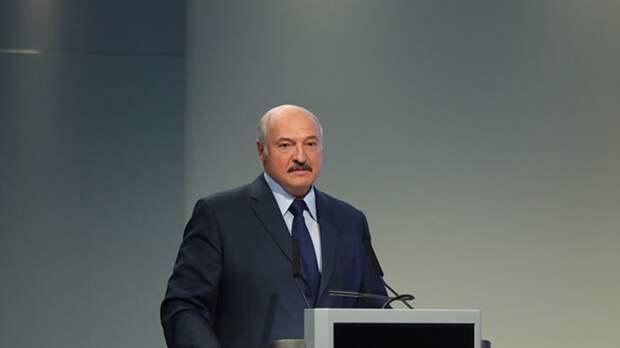 """Лукашенко назвал """"ужаснувшее"""" ЕС требование белорусской оппозиции"""