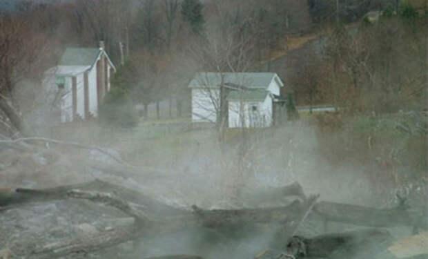 Город-призрак горит уже 50 лет