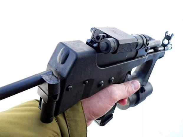 ПП-2000 – самый мощный пистолет-пулемёт на службе российских спецслужб