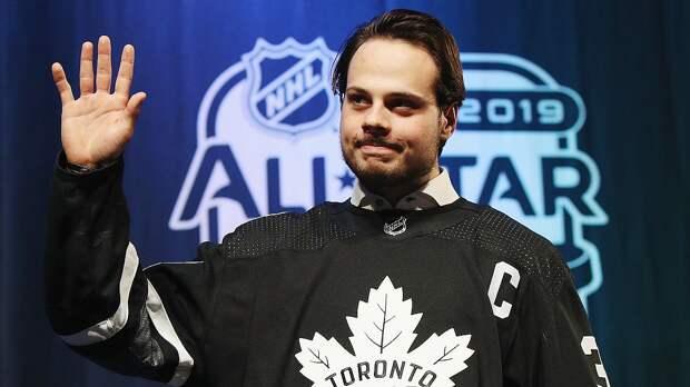 Мэттьюс стал первым американцем, забившим 30+ голов в пяти первых сезона в НХЛ