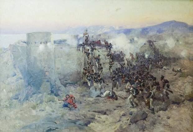 Простое решение Российской империи в сложном вопросе Нагорного Карабаха