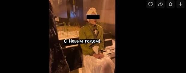 В Ленобласти женщина в свадебном платье подожгла собственную квартиру