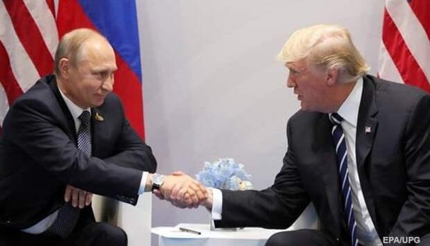 Так им и надо, дармоедам: Трамп поблагодарил Путина за высылку американских дипломатов | Продолжение проекта «Русская Весна»