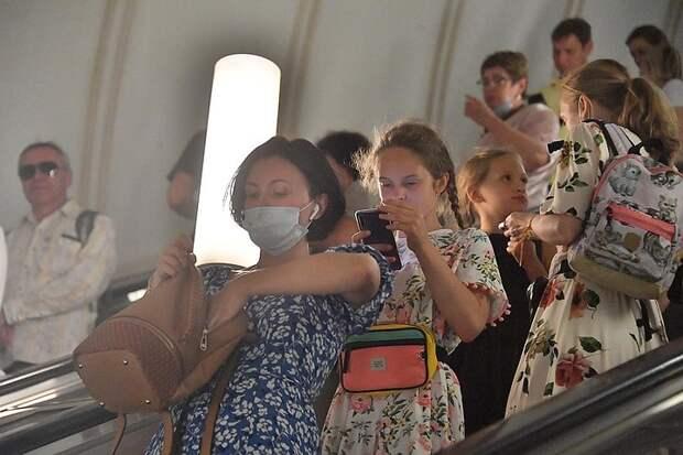 Жара бьет 124-летний рекорд: в московском метро уже начали выдавать воду