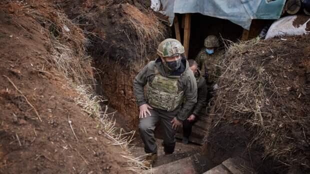 Украинский политолог уверен в бессилии Киева перед РФ