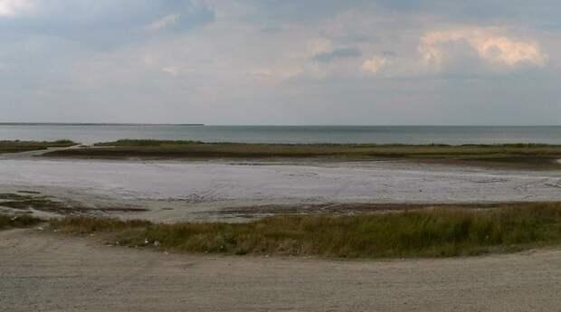 Украинец незаконно переправился в Крым через залив Сиваш