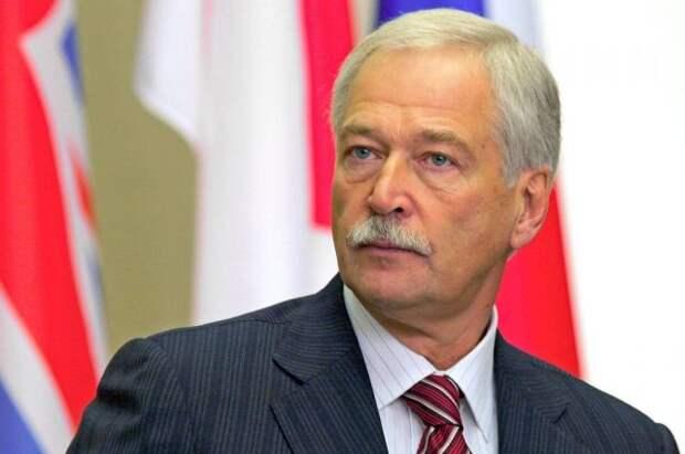 Грызлов: Киев продолжает усугублять ситуацию в урегулировании по Донбассу
