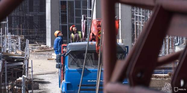 Здание телеканала в Кочновском проезде реконструируют