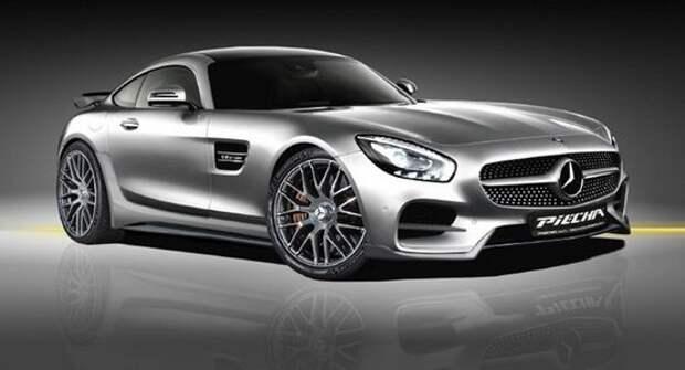 Не путать с Porsche: Mercedes-AMG GT идет к вершине