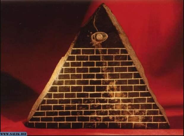 Древнейшая пирамида, светящаяся в ультрафиолете возрастом 17 000