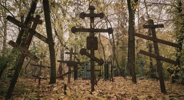 Потерянное кладбище: как под Ростовом пропадают могилы усопших